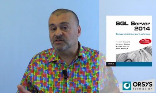 SQL SERVER 2014- F.Brouard
