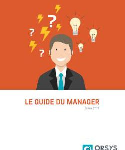 Guide du manager - ORSYS