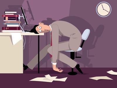 Stress et absentéisme
