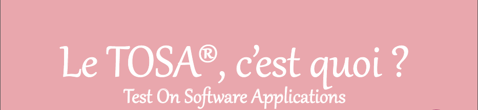 TOSA - certification - ORSYS