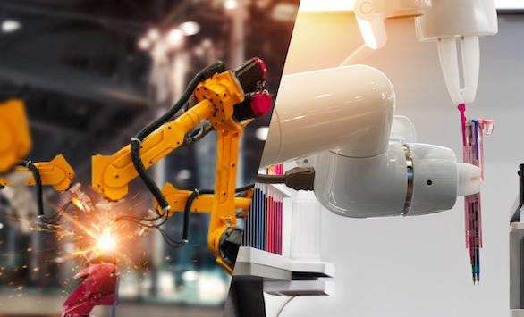 robot - cobot - IA - ORSYS