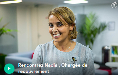 Recouvrement - Nadia - ORSYS - recrutement