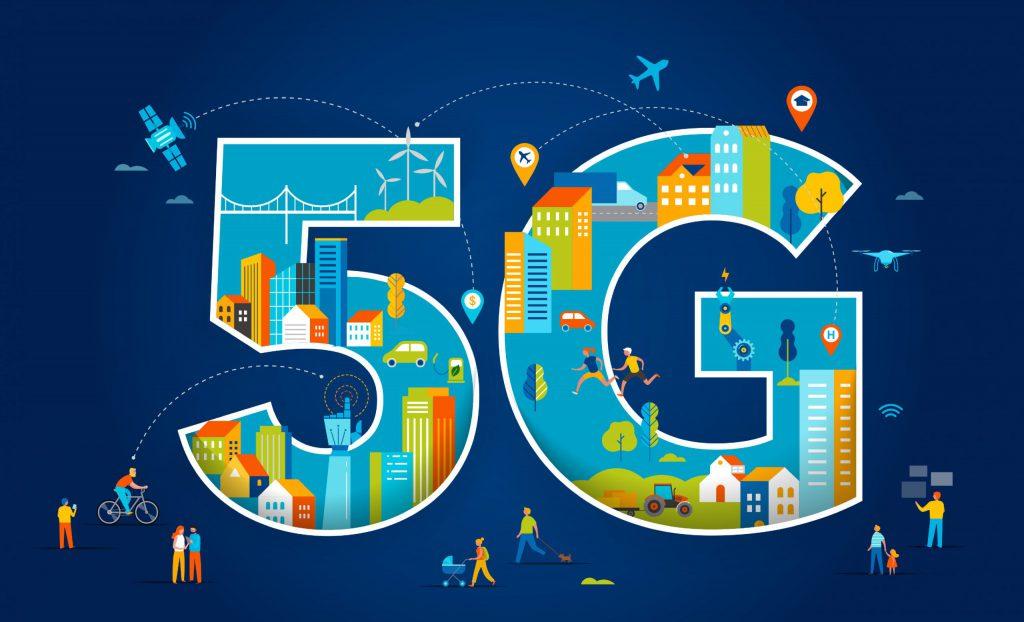 5G - technologie - ORSYS