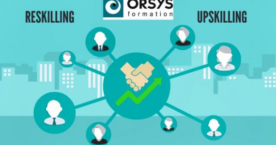 reskilling upskilling video ORSYS