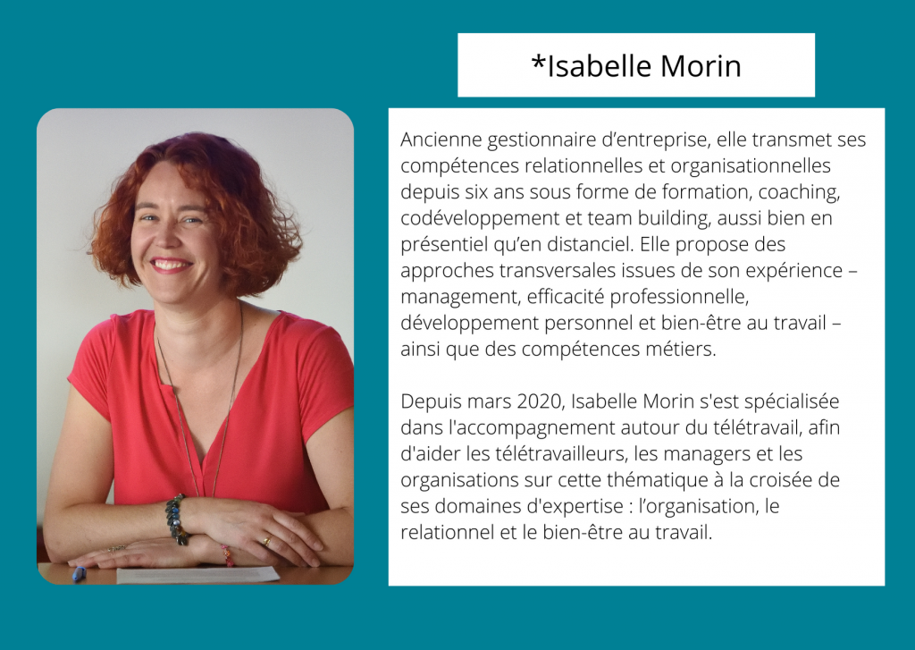 Isabelle Morin - ORSYS